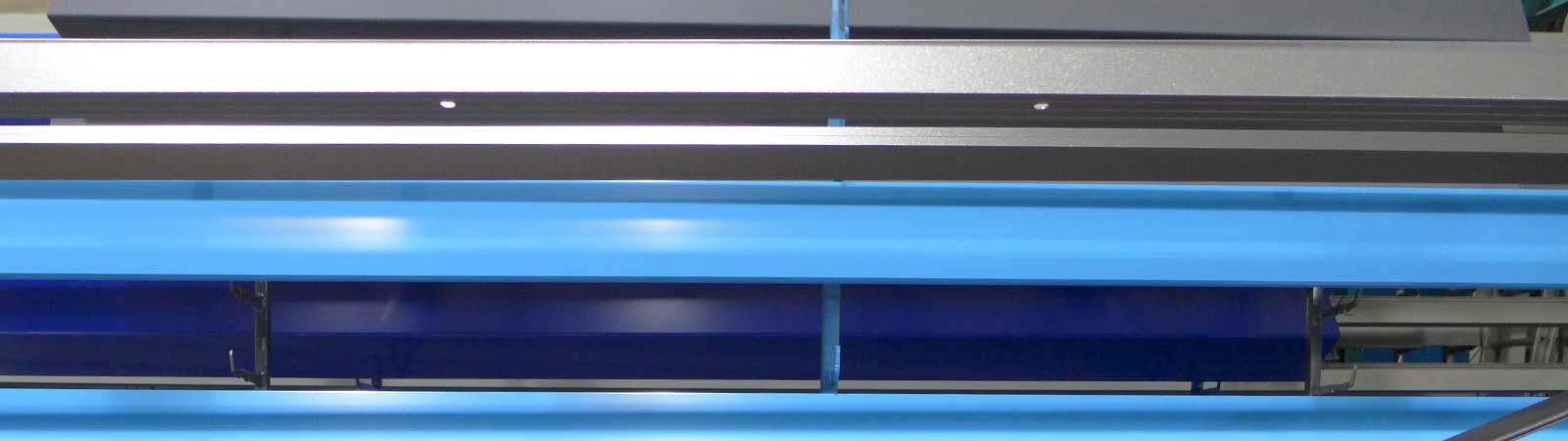 Aluminium elements with RAL powder coating