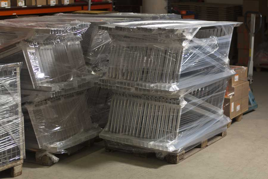 Verpackung PV-Montagesystem DICONAL®