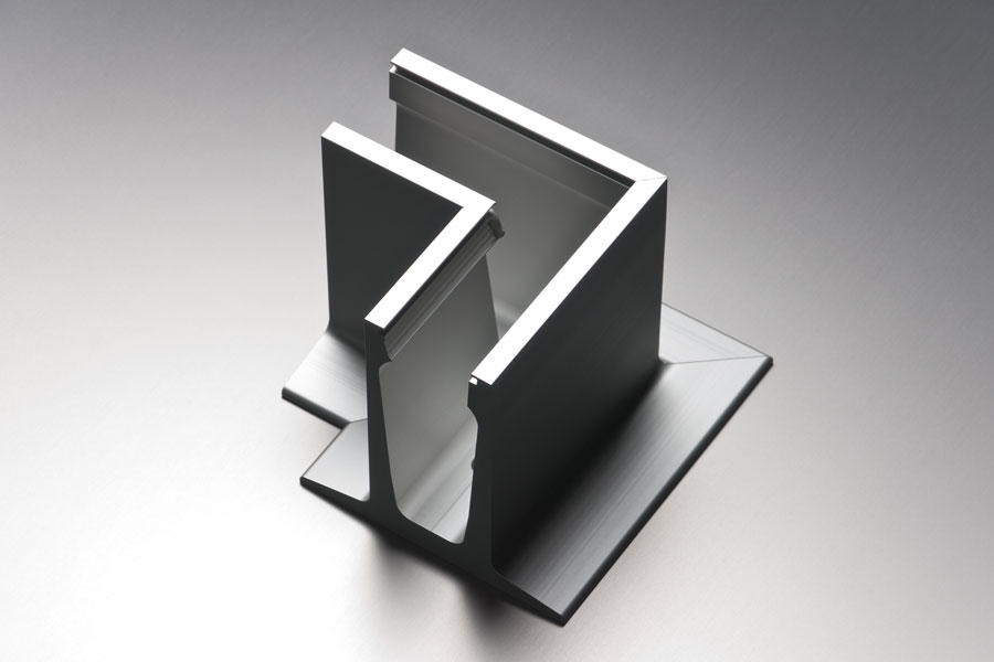 Aluminium-Architekturelement